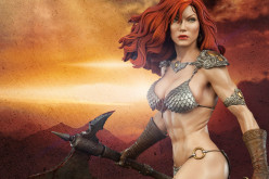 Sideshow Red Sonja Premium Format Figure Details & Images
