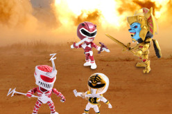 The Loyal Subjects Up To 35% Off Power Rangers Vinyl Figures Daily Deal At Entertainment Earth