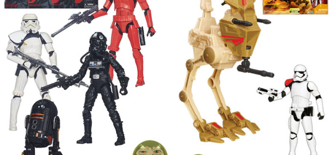 Entertainment Earth: Star Wars Bundle Offers Are Back With Exclusive Items