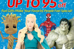 Last Day Of Entertainment Earth's Gift Rush Sale & To Use Our $10 Coupon Code (Update)