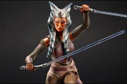 Hasbro Star Wars The Black Series 6″ Asoka Tano Figure Listed On Amazon