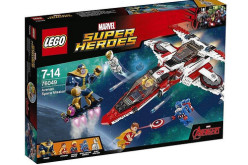 LEGO Star Wars & Marvel Super Hero Official 2016 Set Images