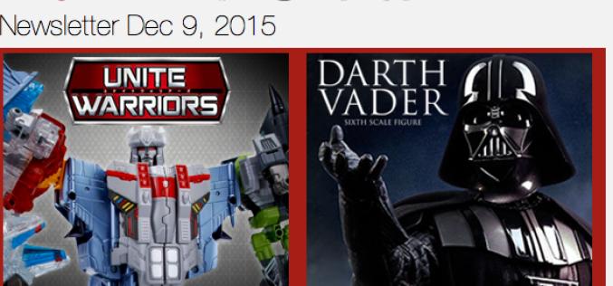 BBTS News: Transformers, Marvel Legends, Star Wars, Hot Toys, Contra, Bandai, Thundercats & More