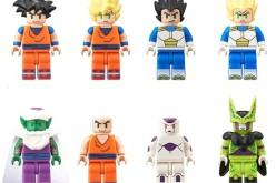 Bandai Dragon Ball Z LEGO Style Mini-Figures Coming In 2016