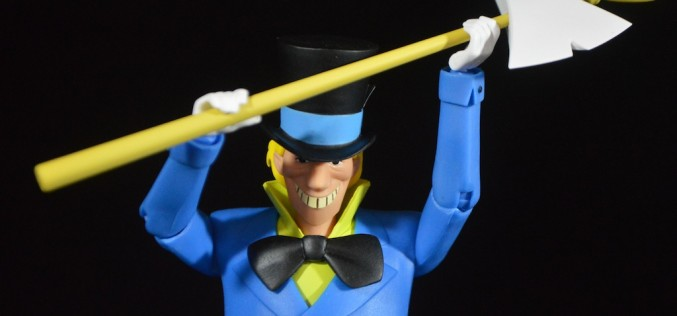 DC Collectibles Batman The Animated Series – Mad Hatter Review