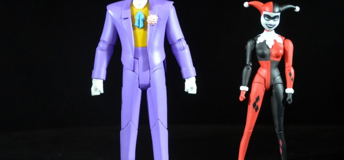 DC Collectibles Batman The Animated Series – Harley Quinn Review