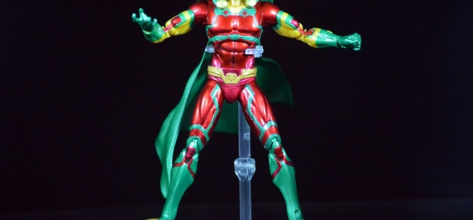 DC Collectibles Icons 6″ Mister Miracle Review