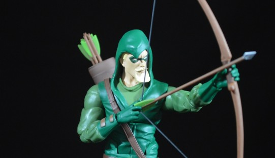 DC Collectibles Icons 6″ Green Arrow Review