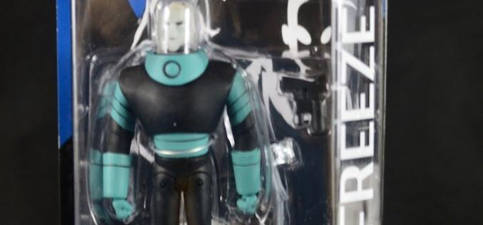 DC Collectibles The New Batman Adventures Mr. Freeze Figure Review