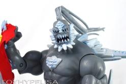 DC Universe Classics Doomsday Unleashed Figure Review