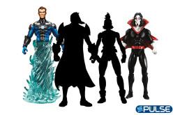 Hasbro Marvel Legends 3.75″ Wave 3 Morbius Figure Revealed