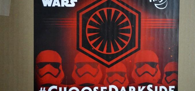 Hasbro Star Wars: The Force Awakens – #ChooseDarkSide Unboxing & Review