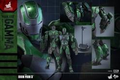 Hot Toys Iron Man 3 Mark XXVI Gamma Armor Sixth Scale Figure Pre-Order