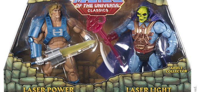 Mattycollector December 2015 Sale Announced – He-Ro II, Prahvus, Laser Power He-Man & Laser Light Skeletor