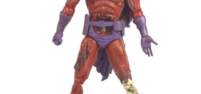 Marvel Select Zombie Magneto Figure Review