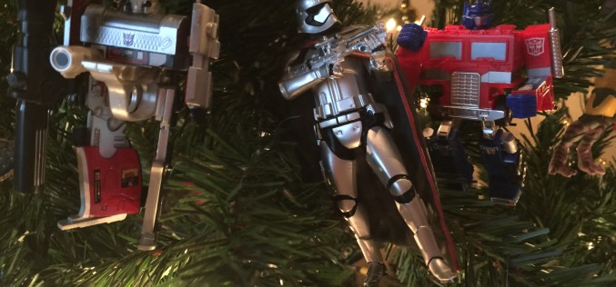 Merry Christmas & Happy Holidays From ToyHypeUSA