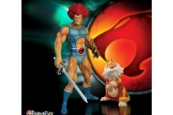 Mezco ThunderCats Lion-O And Snarf Mega Scale Figure Re-Issue