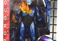 NECA Robocop Vs. Terminator Series 2 – Rocket Launcher Robocop Figure Review