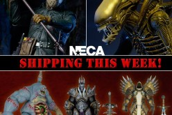 NECA Toys Shipping This Week – Ultimate Jason, Big Chap, & Heroes Of The Storm