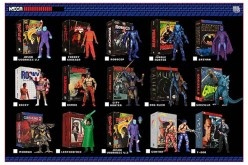 NECA Toys  Classic Video Game Appearance Visual Guide Available For Download