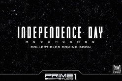Prime 1 Studios Announces Independence Day: Resurgence Collectibles Are Coming Soon