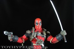 Sideshow Collectibles Deadpool Sixth Scale Figure Review