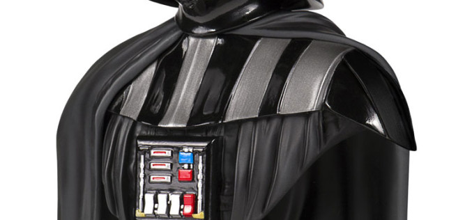 Star Wars Darth Vader Mini Bust Statue – GameStop Exclusive