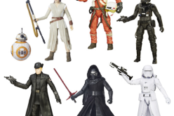 Star Wars The Force Awakens The Black Series 6″ Wave 4 Pre-Orders On Entertainment Earth