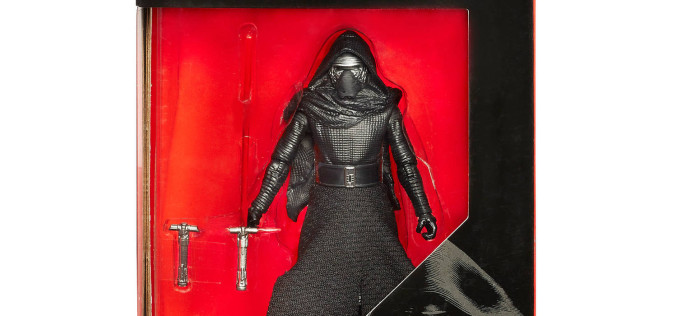 Wal-Mart Exclusive Star Wars The Black Series Kylo Ren & More 3.75″ Listed At Amazon