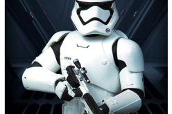 Star Wars: The Force Awakens The First Order Stormtrooper Mini Bust