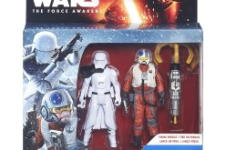Amazon Canada Reveals Hasbro The Force Awakens Resistance Pilot Snap Wexley & Hassk Thug Figures