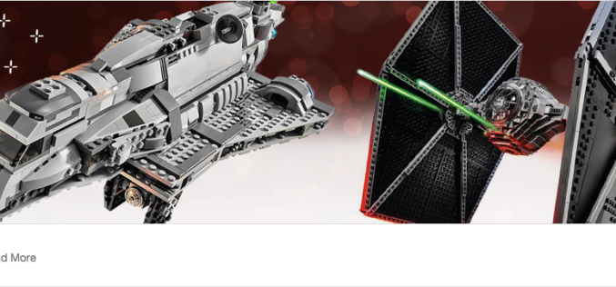 eBay Listings Offers LEGO Stars Wars Sets Up To 10%-30% Off