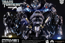 Transformers Ironhide Polystone Statue Pre-Orders