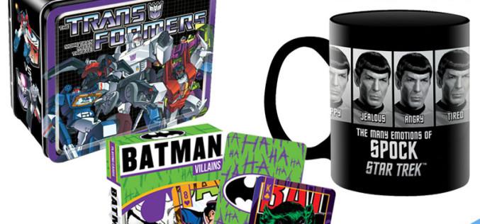 Entertainment Earth Update – BOGO Deal On Nostalgic Novelties, New Items, & More