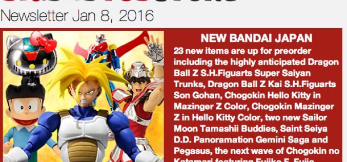 BBTS News: Bandai JP, DBZ, Legend Of Zelda, Mega Man, Star Wars, Deadpool, Transformers, Batman & More
