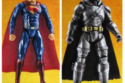 Mattel Batman v Superman 12″ Figures Waves 1 – 2 Images & Pre-Orders