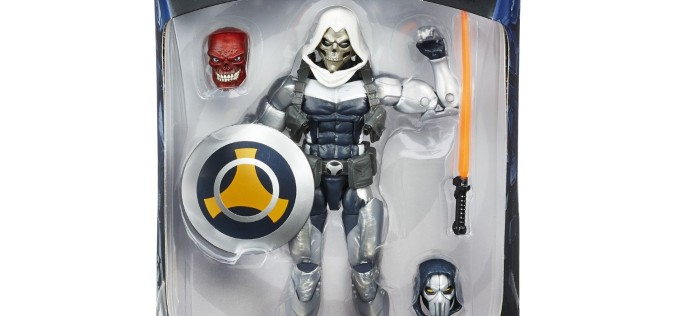 Hasbro Marvel Legends Red Onslaught Series Available To Pre-Order At Amazon