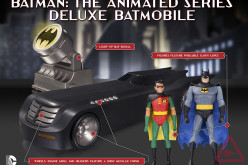 DC Collectibles To Release New Batman: The Animated Series Batmobile Deluxe Box Set (Update)