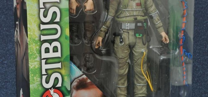 Diamond Select Toys Ghostbusters Select Series 2 In Package Images