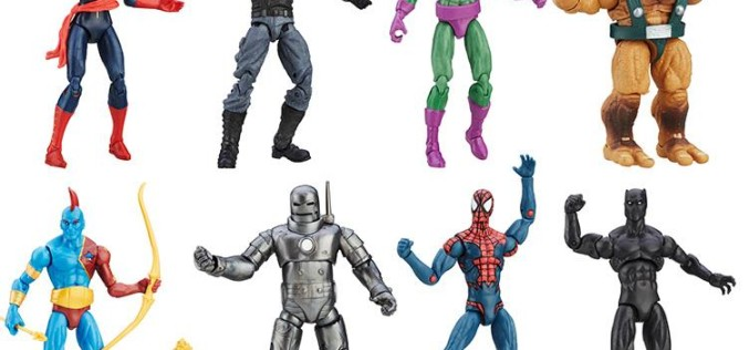 Marvel Legends Series 3 3/4-Inch Action Figures 2016 Wave 1 In Stock