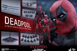 Hot Toys Deadpool Sixth Scale Figure Pre-Orders