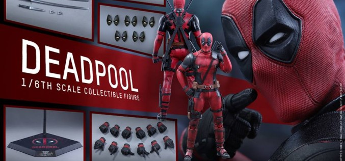 Hot Toys Deadpool Sixth Scale Figure Pre-Orders