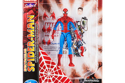 Marvel Select 7″ The Spectacular Spider-Man Figure Coming To Marvel Shop