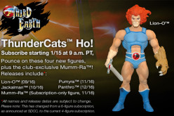 Mattel ThunderCats Classics Third Earth Subscription Now Live & More (Update 2)