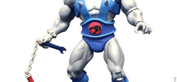ThunderCats Classics Official Images Of Panthro, Jackalman, & Pumyra