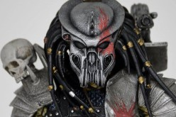 NECA Toys Announces Scarface Predator Figure To Debut At New York ToyFair