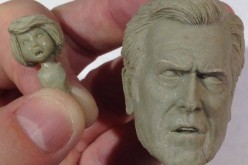 NECA Toys Previews Ash From Ash Vs. Evil Dead 7″ Figure Head Sculpt