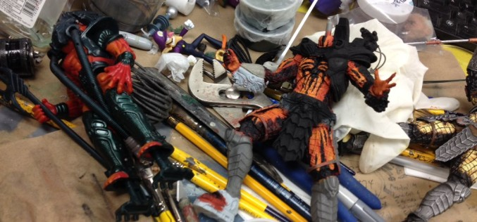 NECA Toys To Debut Predator Clan Leader Figure At New York ToyFair