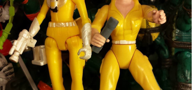 Playmates Toys Reveals TMNT Planet X April O' Neil Figure