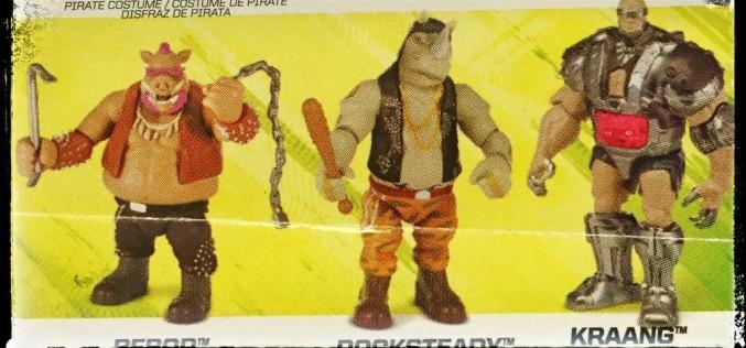 Playmates Toys Teenage Mutant Ninja Turtles: Out Of The Shadows Toys Revealed